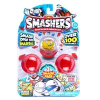 Zuru Smashers Collectible Series 1 Sports Themed 3-Pack - multi