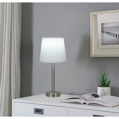 Metal Stick Accent Lamp with USB
