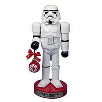 "Star Wars Stormtrooper 10"" Nutcracker"