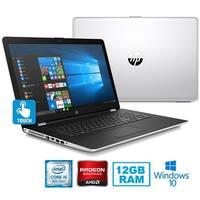 """HP 17-BS153CL Intel i5-8250U 12GB 1TB HDD 17.3"""" Touch Screen Radeon 2GB Laptop"""