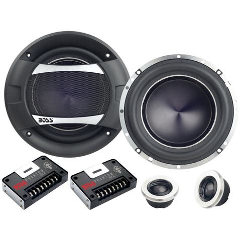 """Boss 6.5"""" Component System 500w max"""