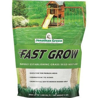 JONATHAN GREEN 3Lb Fast Grow Seed 10820 Unit: BAG