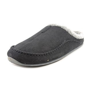 Deer Stags Nordic W Round Toe Synthetic Slipper