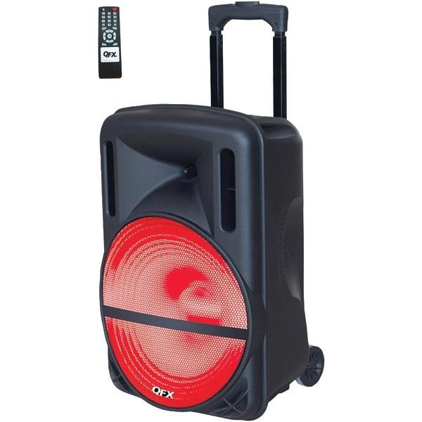 Qfx Pbx-61126Bt Bluetooth(R) Party Pa