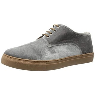 Clover Canyon Womens Velvet Oxfords Fashion Sneakers