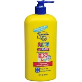 Banana Boat Kids Sunscreen Lotion SPF 50+ 12 oz