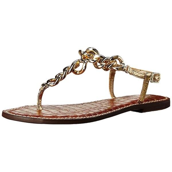 Sam Edelman Womens Grella Open Toe Casual Gladiator Sandals
