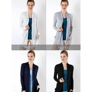 Lightweight Cardi (2 options available)