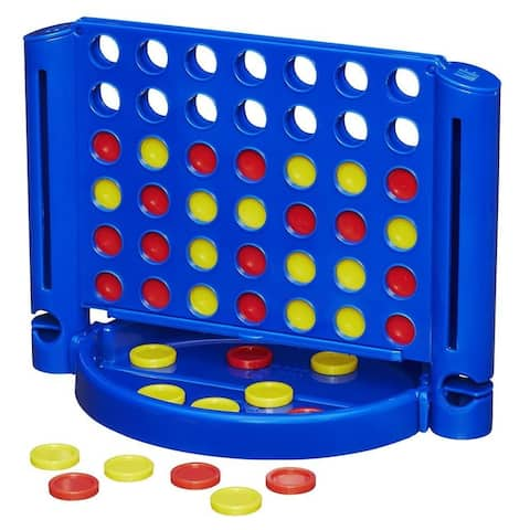 Connect 4 Grab & Go Game