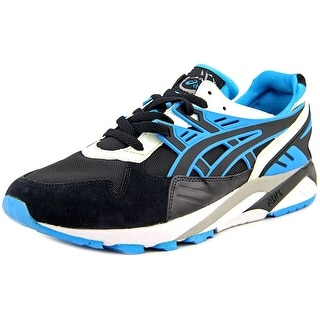 Asics Gel-Kayano Trainer Men Round Toe Canvas Black Cross Training