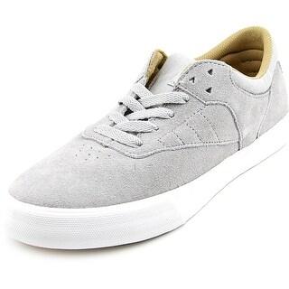 Supra Phoenix Men Round Toe Suede Sneakers