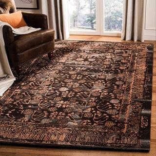 Safavieh Handmade Sapphire Shila Traditional Oriental Wool Rug