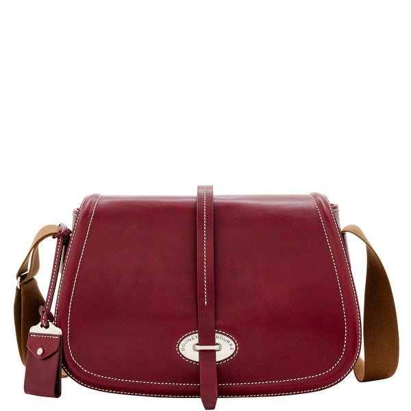 Dooney & Bourke Florentine Toscana Saddle Bag (Introduced by Dooney & Bourke at $468 in Aug 2017)
