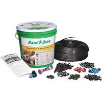 Rain Bird Corp. Consumer 112Pc Drip Expansion Kit DRIPPAILQ Unit: EACH