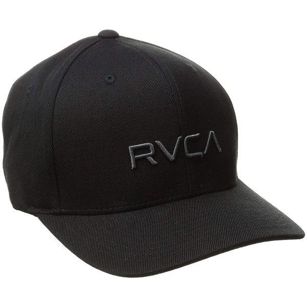 RVCA Mens Flex Fit Hat