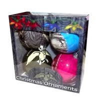 Duck Dynasty 4-Pack Christmas Ornament Set