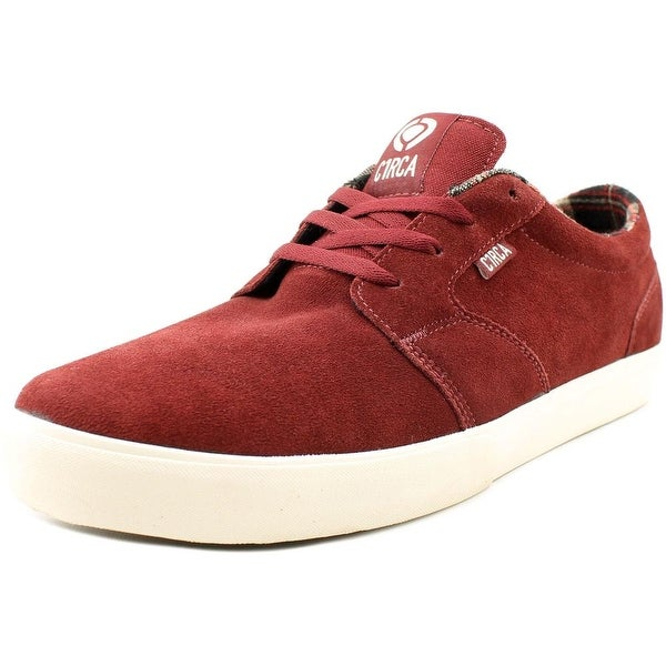 C1rca Hesh 2.0 Round Toe Suede Skate Shoe