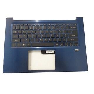 Acer Swift 3 SF314-52 SF314-52G Blue Upper Case Palmrest & Keyboard 6B.GQPN5.001