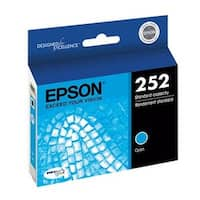 Epson T252220 Durabrite Ultra Cyan Standard Capacity Cartridge Ink