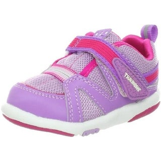 TSUKIHOSHI Girls Baby 03 Mesh Inset Mesh Walking Shoes - 6.5 medium (b,m)