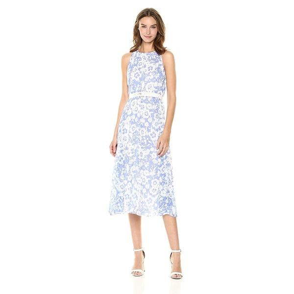 58d17159d06 Shop Tommy Hilfiger Women s Coin TOSS Chiffon Long Dress