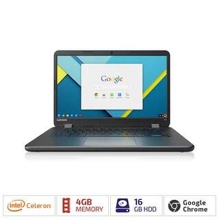 Lenovo Chromebook N42-20 80VJ0000US with Celeron N3060 & 4 GB RAM