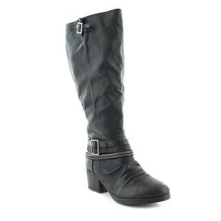 Carlos Santana Candace Women's Boots Black
