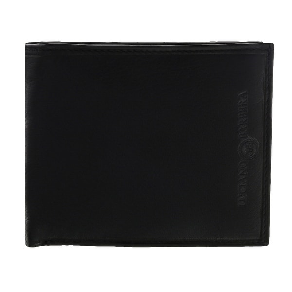 Luciano Barbera CLUB SASA Leather Wallet