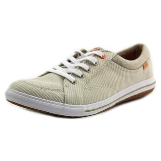 Keds Vollie Round Toe Canvas Sneakers
