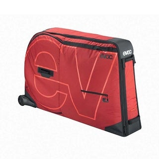 Evoc Bike Travel Transport Bag Chili Red 280L