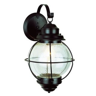 Trans Globe Lighting 69904 Modern Single Light Large Outdoor Wall Sconce from the Outdoor Collection