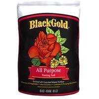 Black Gold 1410102-CFL001P All Purpose Potting Soil, 1 Cu.Ft.