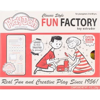 Play-Doh(R) Classic Style Fun Factory-|https://ak1.ostkcdn.com/images/products/is/images/direct/ff3081759d1ac7e2fb2d1ee33508f3f1724c2c0c/Play-Doh%28R%29-Classic-Style-Fun-Factory-.jpg?impolicy=medium