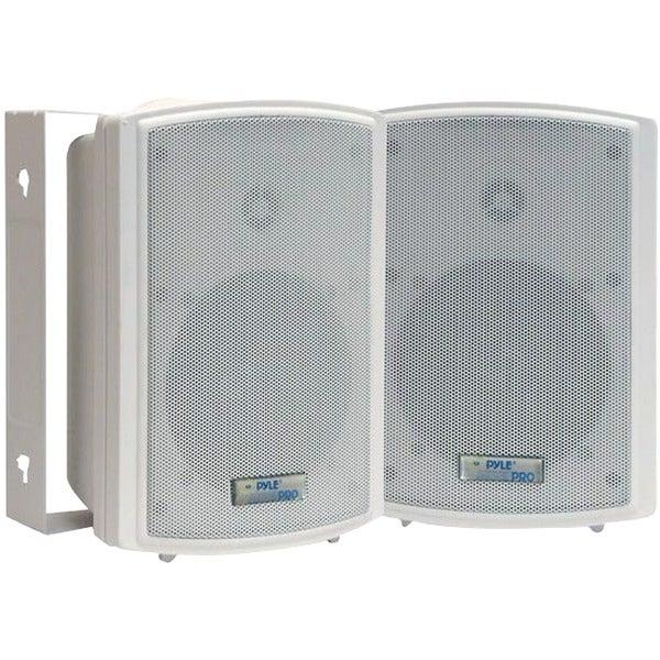 """PYLE PRO PDWR53 Indoor/Outdoor Waterproof On-Wall Speakers (5.25"""")"""