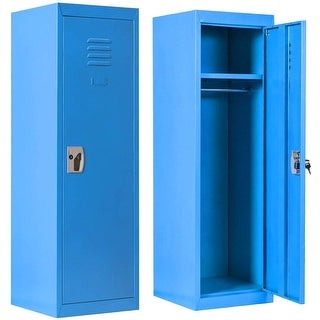 Link to Superday Kid Locker Safe Storage Children Single Tier Metal Lockers Similar Items in Kids' & Toddler Furniture