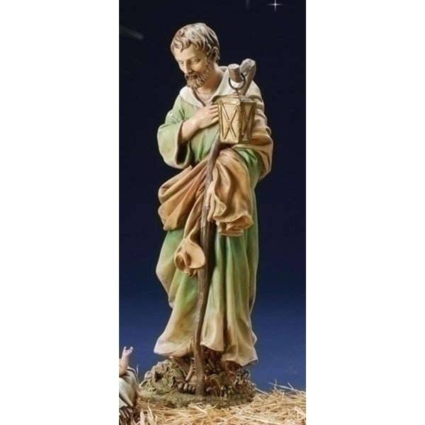 "27.5"" Joseph's Studio Saint Joseph Religious Christmas Nativity Statue"