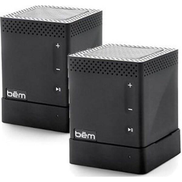 Bem Mojo II HL2750B Portable Bluetooth Speaker - Black (Refurbished)