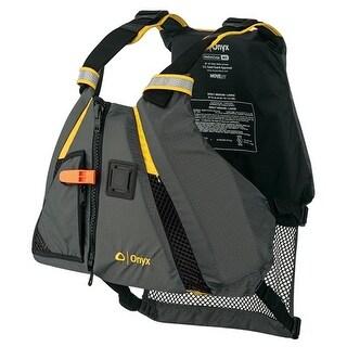 """Onyx Movement Dynamic Paddle Sports Vest - XL and XXL Movement Dynamic Paddle Sports Vest - Yellowith Grey - XL and XXL"""