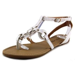 ShoeVibe Hudson Women Open Toe Synthetic Sandals