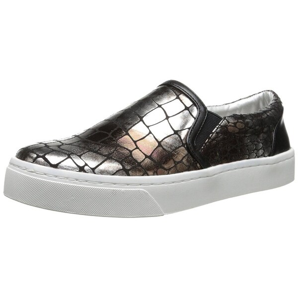 Luichiny Women's Vay Kay Fashion Sneaker, Pewter, Size 9.0
