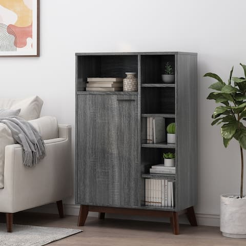 Rattler Indoor Functional Cabinet Multi by Christopher Knight Home