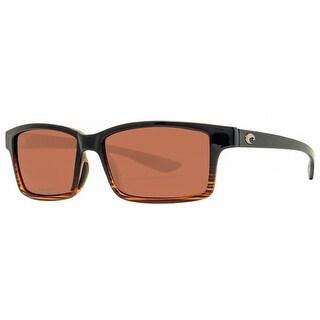 Costa Del Mar Tern TE52 OCP Coconut Fade/Copper 580P Polarized Sunglasses - coconut fade - 54mm-13mm-133mm