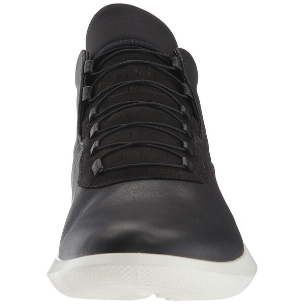 Top Fashion Sneaker, Black