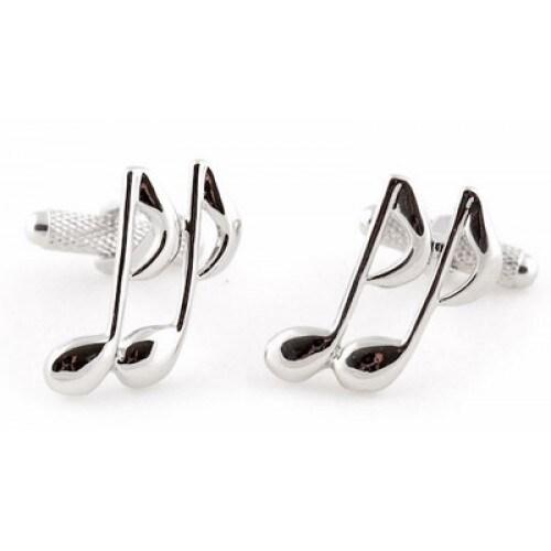 Music Note Cufflinks Musician