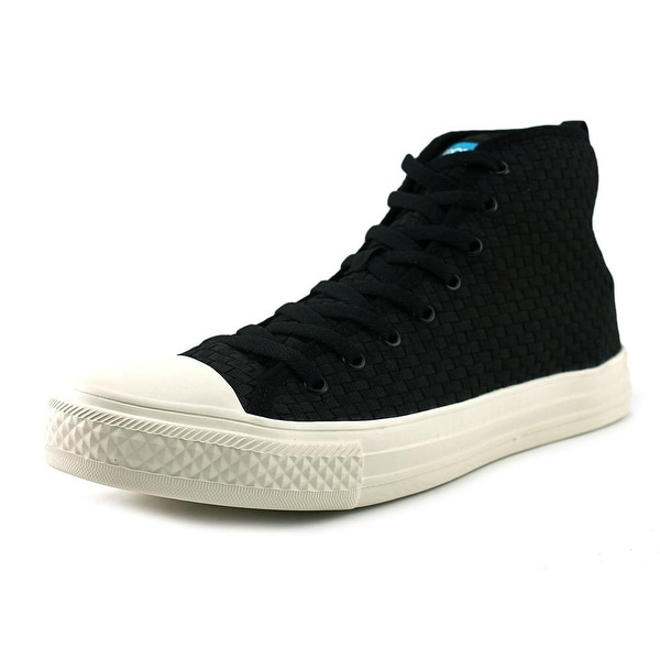 People Footwear The Phillips High Round Toe Synthetic Sneakers