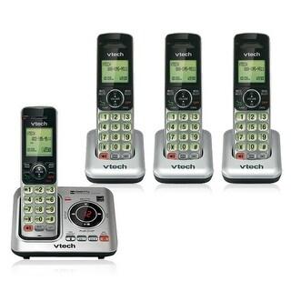Vtech CS6429-4 4 Handset Expandable Cordless Phone System DECT 6.0