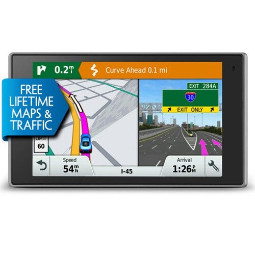 Garmin DriveLuxe 50LMTHD North America GPS w/ Lifetime Map Updates