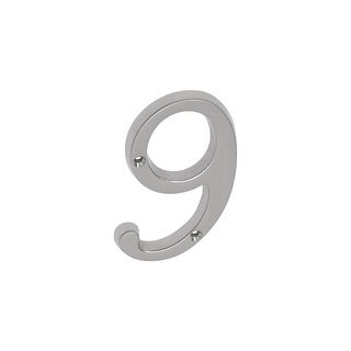 Schlage 3096 Classic House Number 9