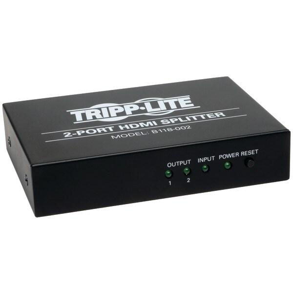 Tripp Lite B118-002 2-Port Hdmi(R) Splitter