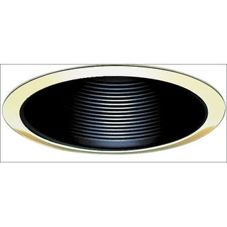 "Elco ELM530 5"" Metal Stepped Baffle"